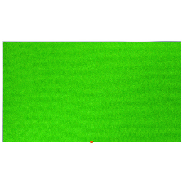 Nobo Widescreen 85inch Green Felt Noticeboard 1880x1060mm 1905317