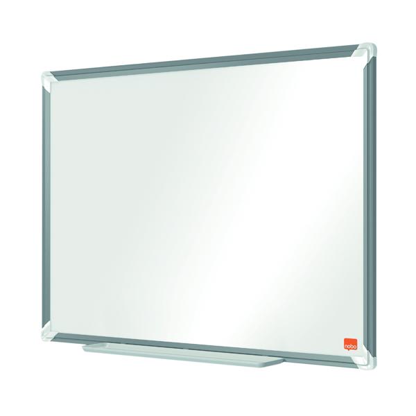 Nobo Premium Plus Melamine Whiteboard 900 x 600mm 1915167