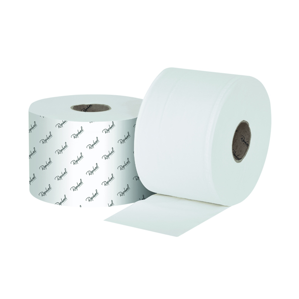 Raphael 1Ply Versatwin Toilet Roll 200m x 90mm (Pack of 24) VT1200R