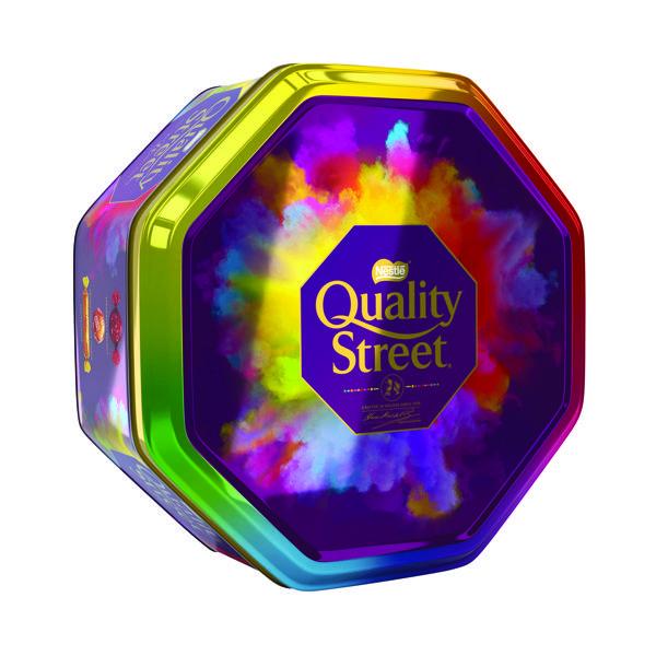 Nestle Quality Street Tin 900g 12467228