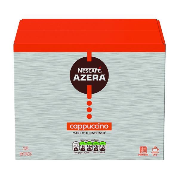 Nescafe Azera Cappuccino Sachets (Pack of 35) 12366624