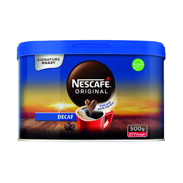 Nescafe Decaffeinated Instant Coffee 500g 12315569