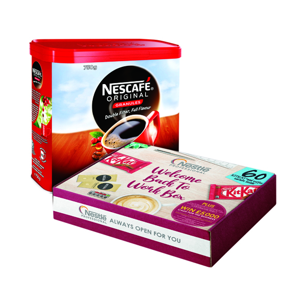 Nescafe Coffee Granl 750G Buy 2 Get FOC Nestle Box Nl819862