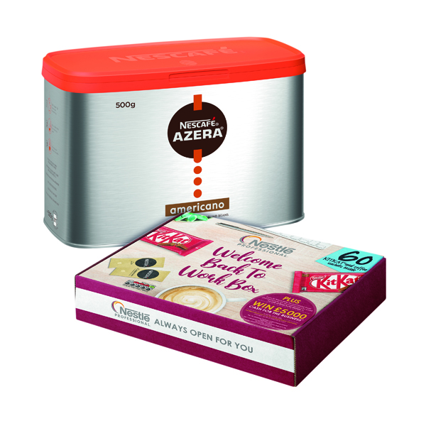 Nescafe Azera 500G Buy 2 Get FOC Nestle Box Nl819864