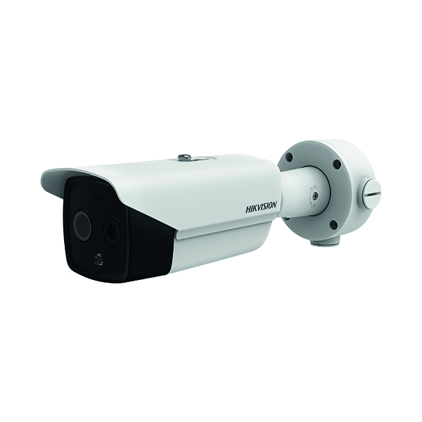 Image for Hikvision 6.2mm Thermal/Optical Dual Spectrum Bullet DS-2TD2617B-6/PA