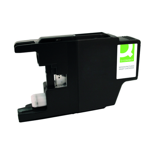 Q-Connect Brother LC227XL Black Ink Cartridge LC227XLBK-COMP