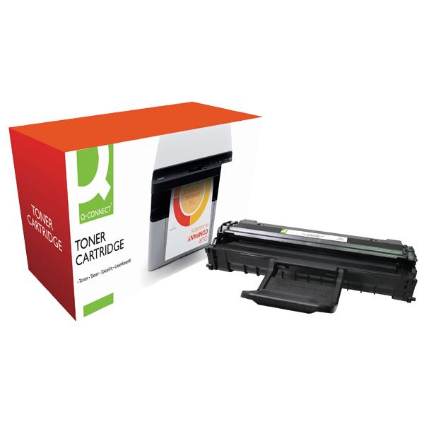 Q-Connect Compatible Solution Samsung Black Toner Cartridge ML-2010D3