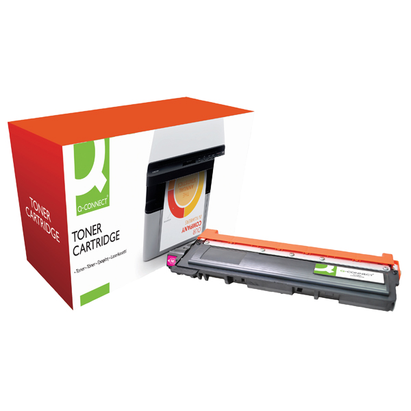 Q-Connect Compatible Solution Brother Magenta Toner Cartridge TN230M