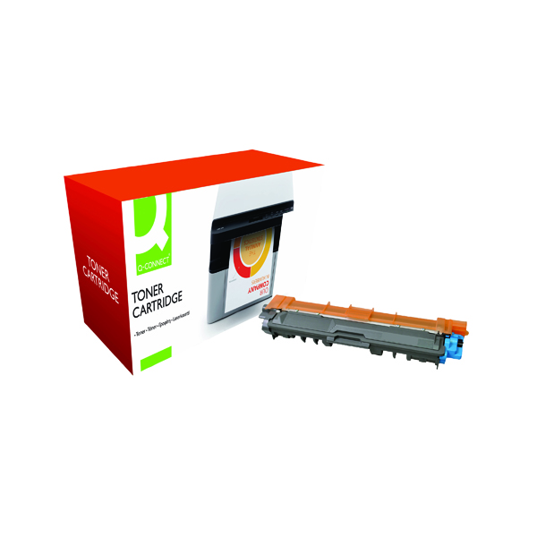 Q-Connect Compatible Solution Brother TN245C Cyan Toner Cartridge TN245C