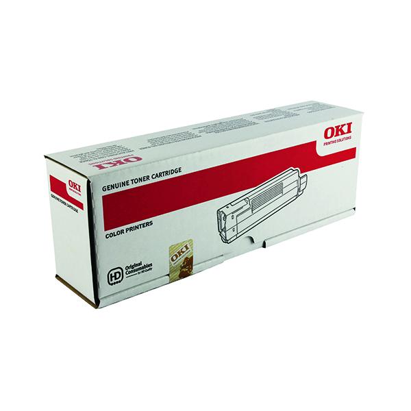 Oki Magenta Toner Cartridge (5,000 Page Capacity) 43324422
