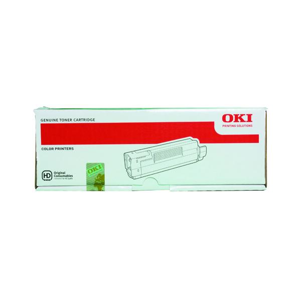 Oki C610 Yellow Toner Cartridge 6K44315305
