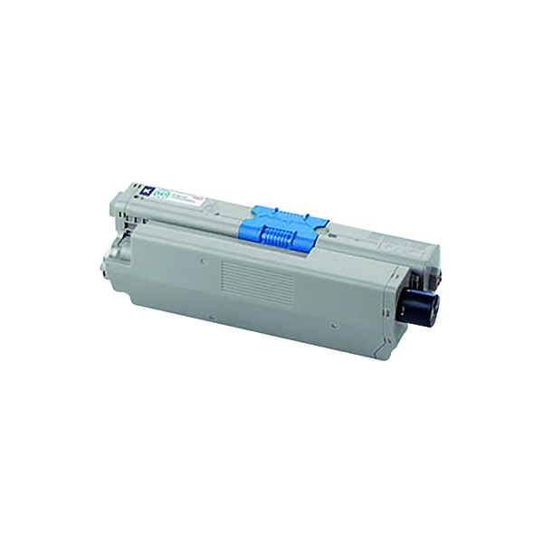 Oki Black Toner Cartridge High Capacity (Capacity: 5000 pages) 44469804