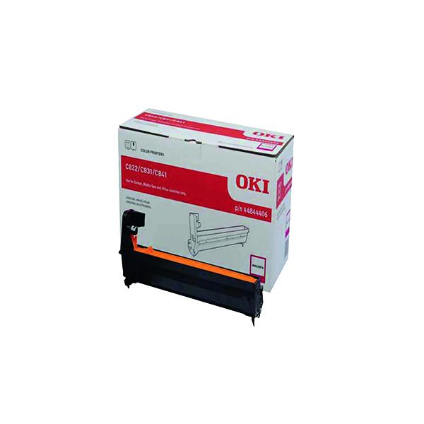 Oki C831/841 EP Magenta Image Drum 44844406