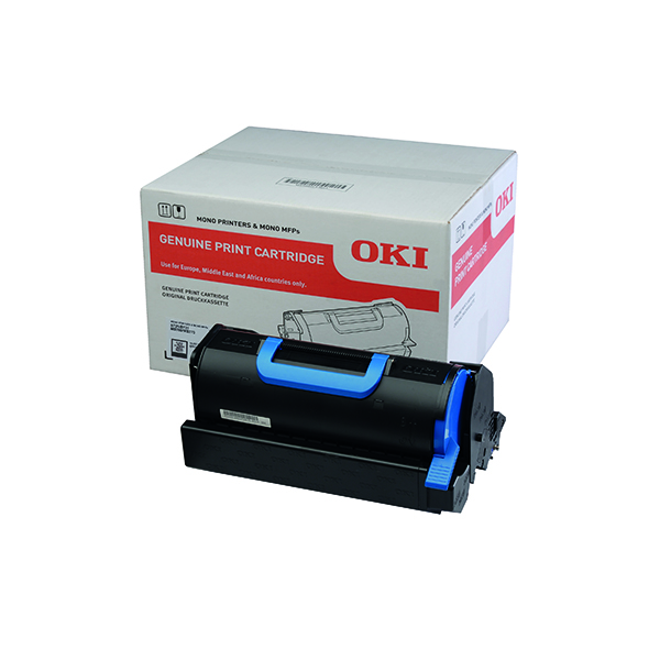 Oki Black B721/B731 Toner Cartridge 45488802