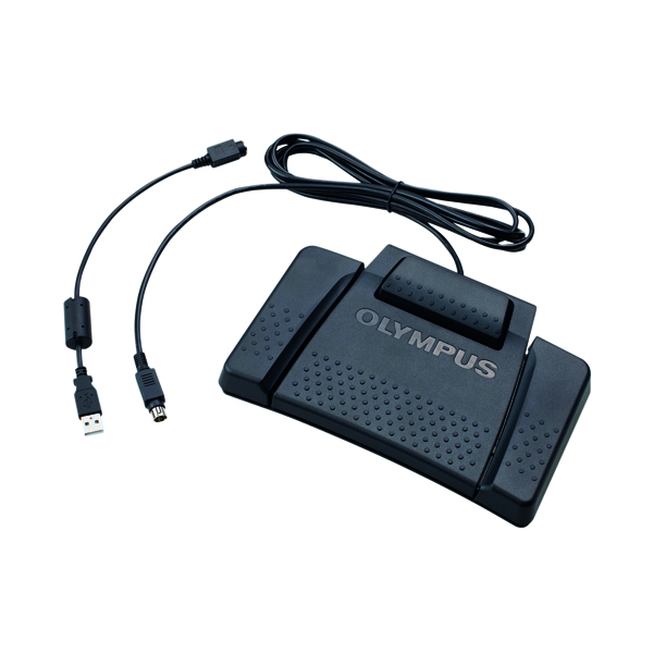 Image for Olympus RS31H USB Foot Pedal Black V4521510E000