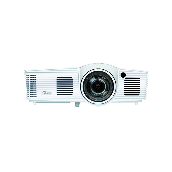 Image for Optoma EH200ST Projector White 95.8ZF01GC0E.LR