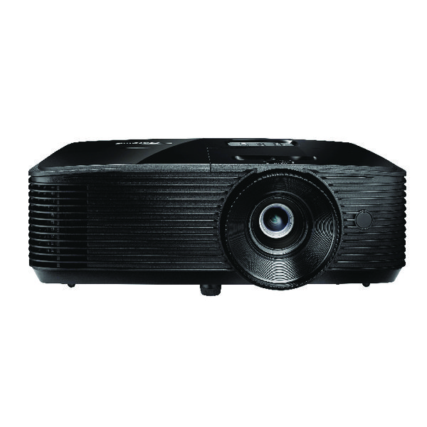 Optoma W334e Projector Black E1P1A1YBE1Z2