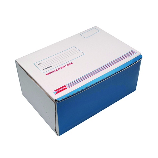 GoSecure Post Box Size E 447x347x157mm (Pack of 15)