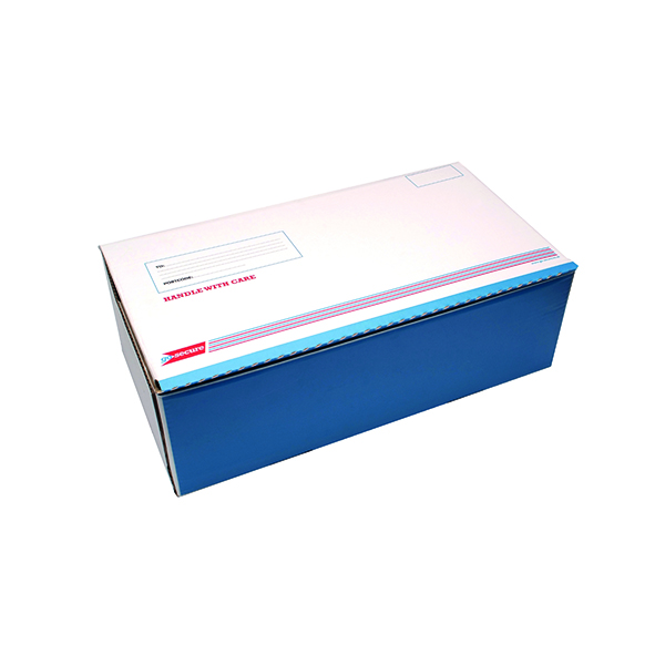GoSecure Post Box Worldwide Size 475x250x150mm (Pack of 15)