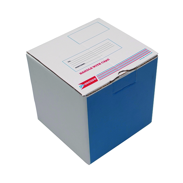 GoSecure Post Box Size A 148x148x144mm (Pack of 20) PB02284