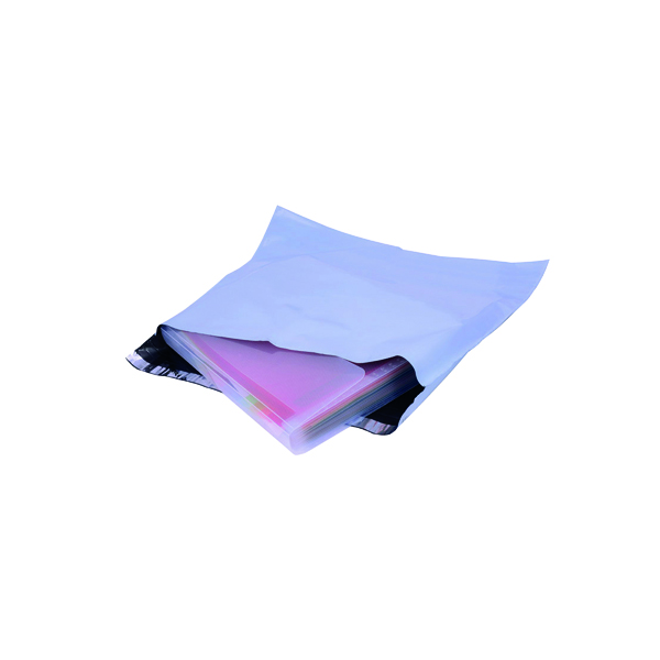 GoSecure Envelope Extra Strong Polythene 440x320mm Opaque (Pack of 20) PB26462