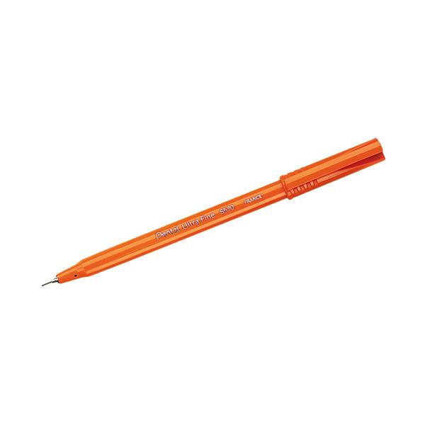 Pentel Ultra Fineliner Black Pen S570-A