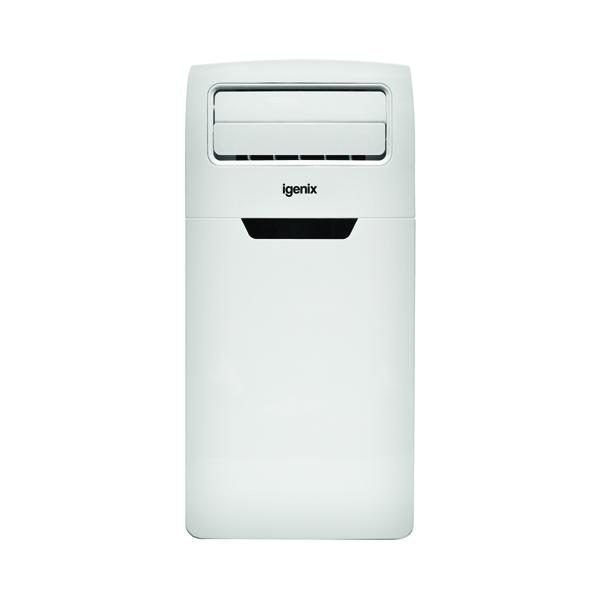 Igenix 1200 BTU Portable Air Conditioner Heater White IG9906