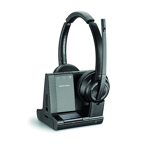 Plantronics Savi Office 8220 DECT Headset 209214-02