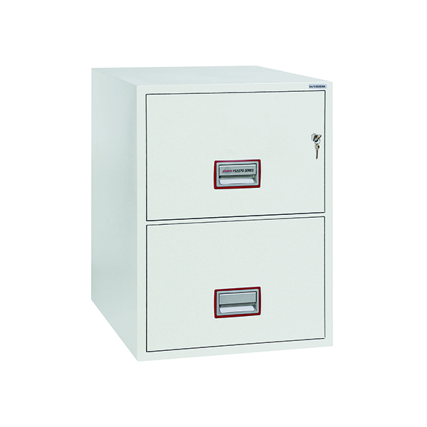 Phoenix FS2272K Fire File 2 Drawer Key Lock FS2272K