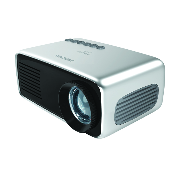 Image for Philips Neopix Start Plus Mini Projector NPX245/INT