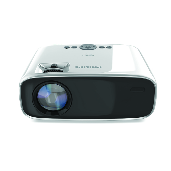 Image for Philips Neopix Easy Plus Mini Projector NPX445/INT