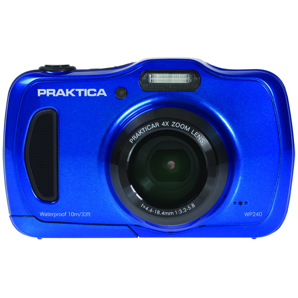 Image for Praktica Luxmedia WP420 Waterproof Camera WP240-BL