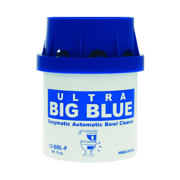 P-Wave Ultra Big Blue Toilet Bowl Cleaner (Pack of 12) WSUBB