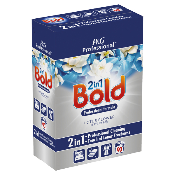 Image for Bold Lotus Flower and Lily Washing Powder 5.85kg 8001090396716