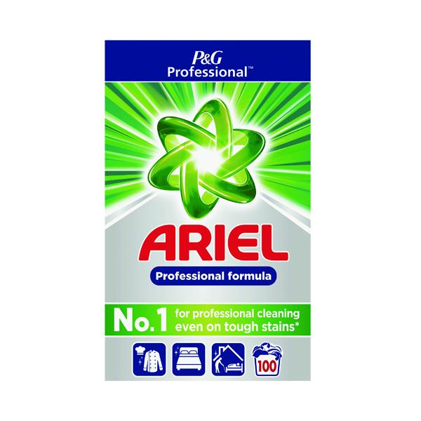 Ariel Professional Laundry Powder 100 Scoops 6.5kg C003347