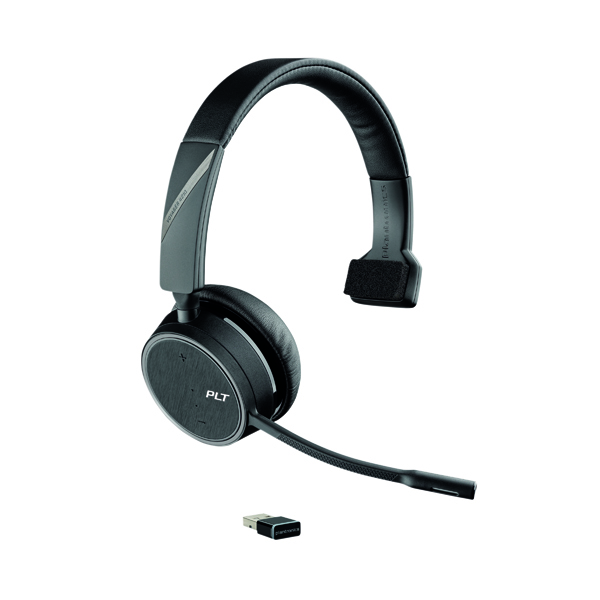 Poly Voyager 4210 Office Headset CD USB-A Bluetooth 212730-05