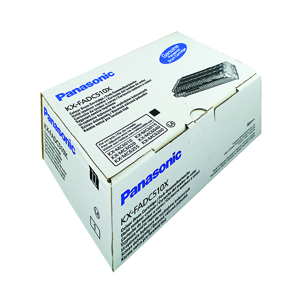 Panasonic KX-MC6020E/6260E Drum Cartridge Colour KX-FAD510X