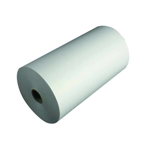 Image for Premier White Telex Roll 1-Ply 214x120mm (Pack of 6) TR91