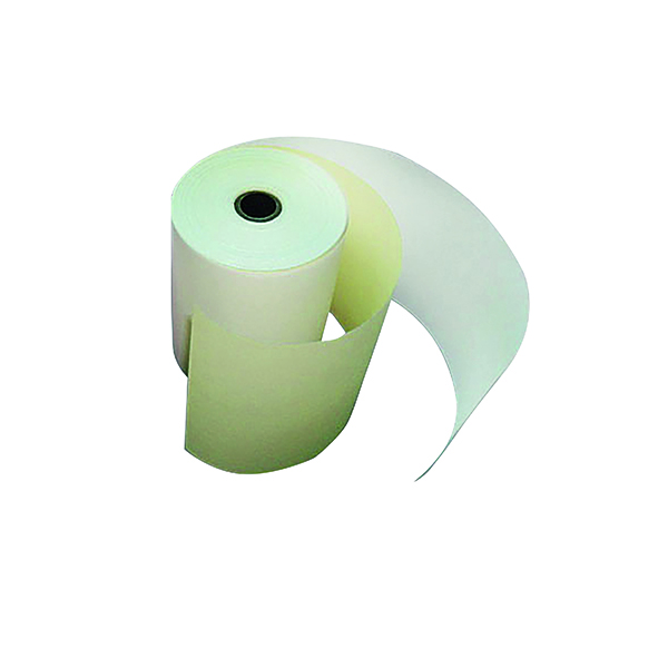 Image for Prestige Credit Card Roll 2-Ply 57mmx55mmx12.7mm (Pack of 20) RE07028