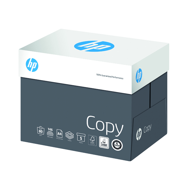 HP Copy A4 80gsm (Pack of 2500) CHPCO080X413