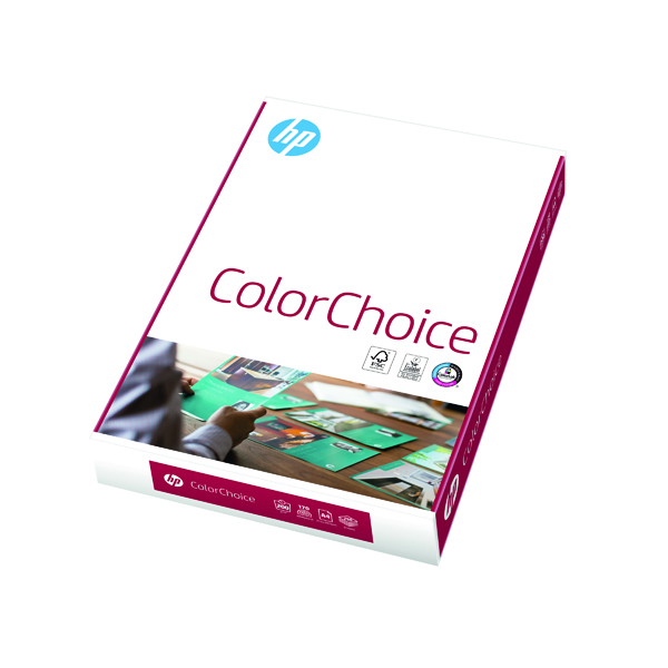 HP Color Choice A4 200gsm (Pack of 250) CHPCC200X410
