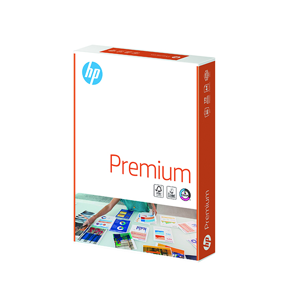 HP Premium A4 90gsm White (Pack of 500) HPT0321CL
