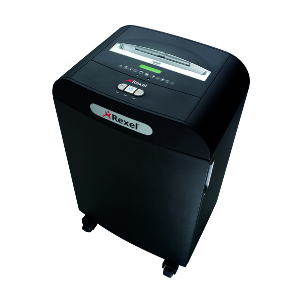 Rexel Mercury RDX2070 Cross-Cut Shredder Black