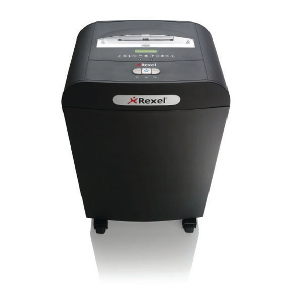 Rexel Mercury RDM1150 Micro-Cut Shredder Black RM06184