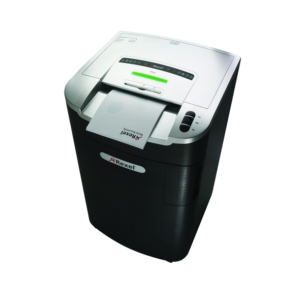 Rexel Mercury RLX20 Cross-Cut Shredder Charcoal