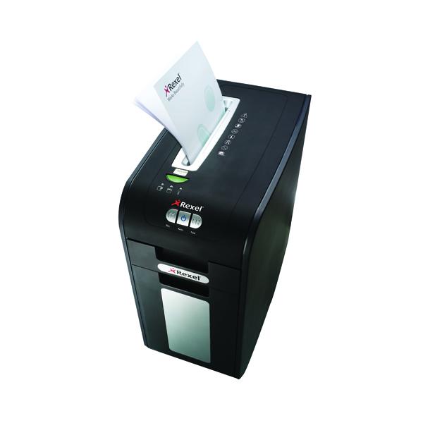 Rexel Mercury RSS2232 Strip-Cut Shredder Black RM06283