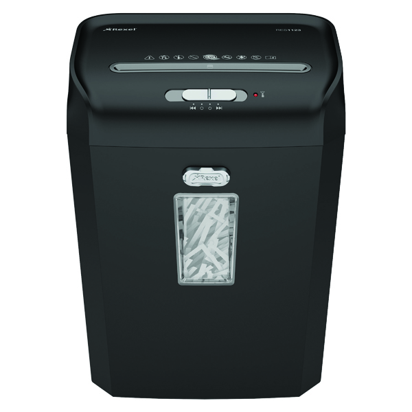 Image for Rexel Promax RES1123 6mm Strip-Cut Shredder 1758025A