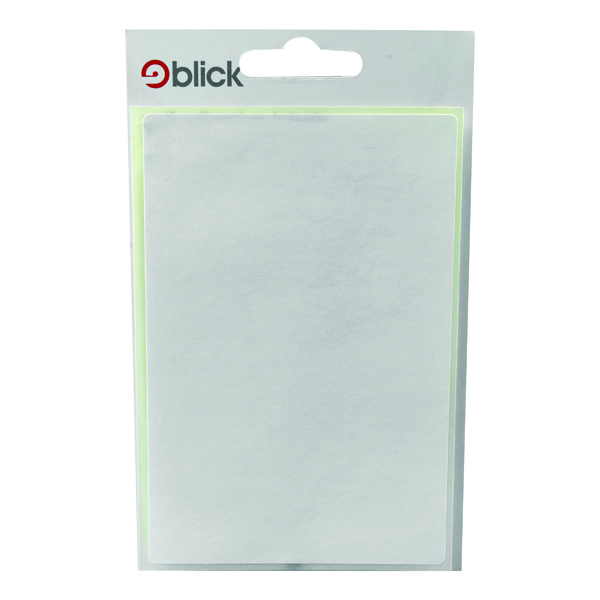 Blick White 80x120mm Labels (Pack of 140) RS004059