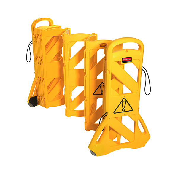 Newell Mobile Barricade Yellow 9S11-00-YEL