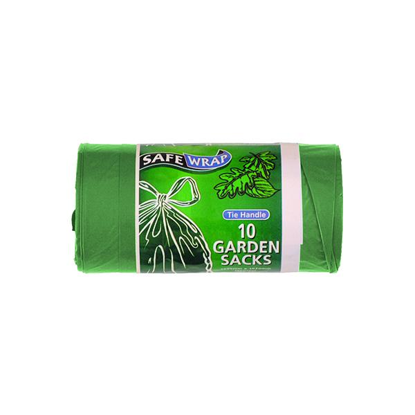 Safewrap Tie Handle Garden Refuse Sack (Pack of 40) 0464